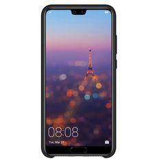Huawei Silikonový kryt P20 PRO černý ORHUHOUP20PROBK