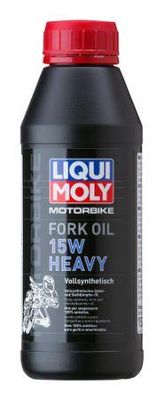 Liqui Moly olje za vilice MOTORBIKE FORK OIL 15W HEAVY, 0,5L