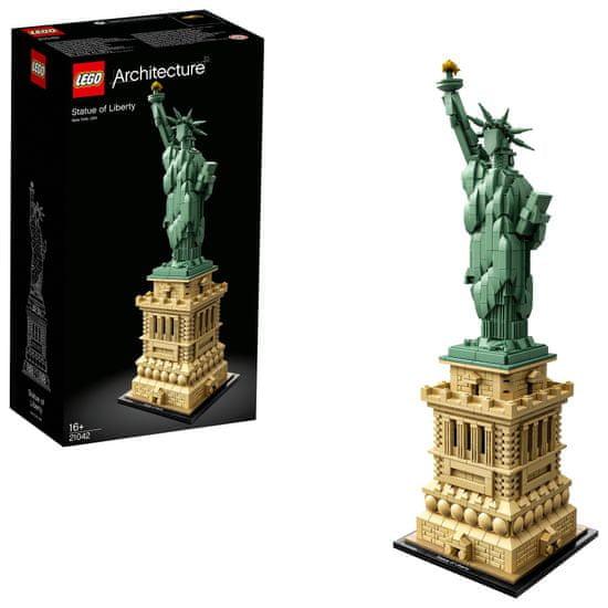 LEGO Kip svobode, Arhitecture21042