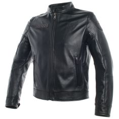 Dainese pánska motocyklová bunda DAINESE LEGACY čierna, koža