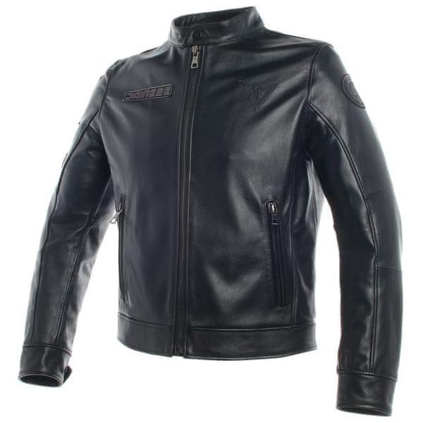 Dainese bunda DAINESE LEGACY vel.54 černá, kůže