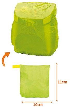 Stil Esővédő hátizsákra, univerzális