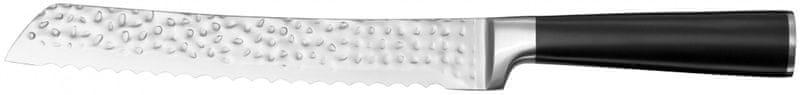CS Solingen Nůž na pečivo z nerezové oceli Stern, 20 cm