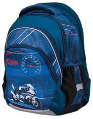 3be68e9966a Stil Školní batoh Junior NEW Speed Racing