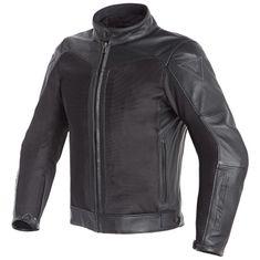 Dainese pánska celosezónne moto bunda  CORBIN D-DRY čierna
