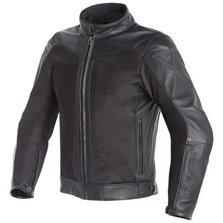 Dainese pánska celosezónne moto bunda  CORBIN D-DRY veľ.46 čierna