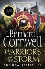 Cornwell Bernard: Warriors of the Storm