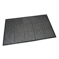 FLOMAT Gumová vstupní rohož s obvodovou hranou Dirt Catcher - 150 x 90 x 1,4 cm