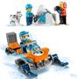 4 - LEGO City 60190 Polárny klzák