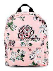 Q/S designed by dámský světle růžový batoh