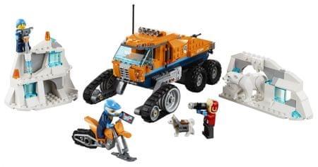 LEGO City 60194 Polarno izvidniško vozilo