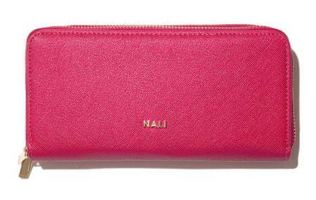 Nalí portfel damski różowy