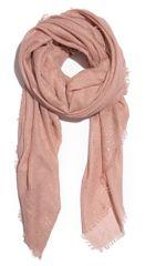 Nalí dámský růžový šátek