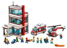 LEGO City 60204 Szpital City