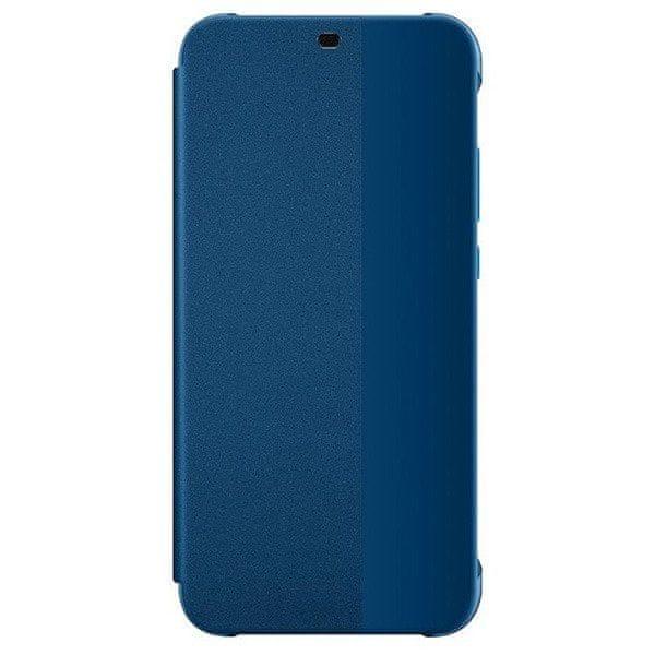 Huawei Huawei Original S-View Cover Pouzdro pro P20, modrá 51992359