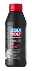 Liqui Moly olje za vilice MOTORBIKE FORK OIL 5W LIGHT, 500 ML