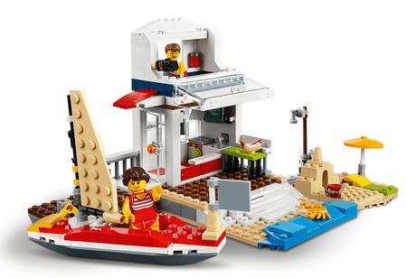 MALL HU kalandok 31083 Hajós LEGO Creator wqxPaKO