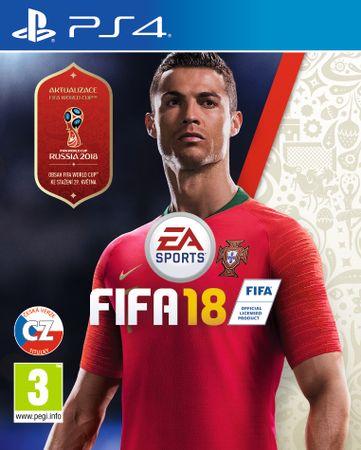 EA Sports Fifa 18 / PS4