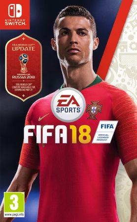 EA Sports FIFA 18 - STANDARD EDITION Nintendo