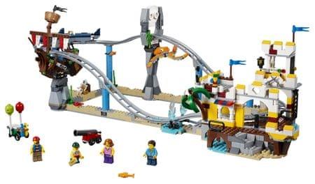 LEGO Creator 31084 Kalózos hullámvasút  d78373cc02