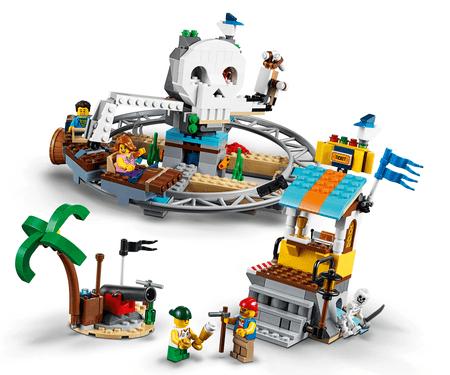 LEGO Creator 31084 Kalózos hullámvasút  59609e835c