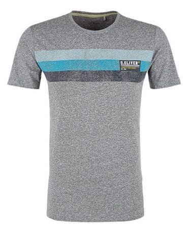 s.Oliver T-shirt męski XL szary