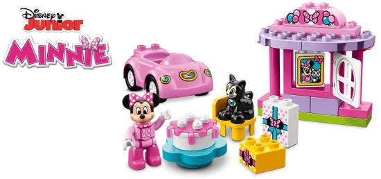 LEGO DUPLO® Disney™ 10873 Przyjęcie urodzinowe Minnie