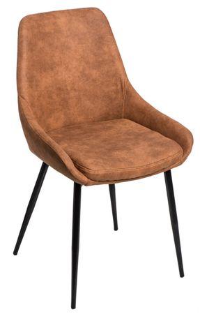 Mørtens Furniture Jídelní židle Sweden, světle hnědá