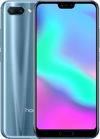 Honor GSM telefon 10 (128GB), siv