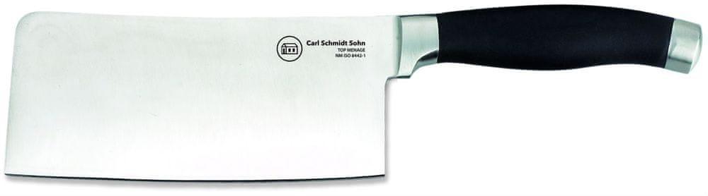 CS Solingen Sekáček na maso z nerezové oceli Shikoku, 16 cm
