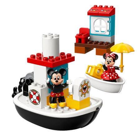 LEGO DUPLO Disney 10881 Miki miška čoln