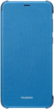 Huawei Original folio puzdro pre Huawei P Smart, modrá 51992276