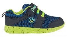 J´Hayber Chlapecké tenisky Chofita modro-zelená