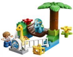 LEGO DUPLO Jurassic World 10879 Živalski vrt dinozavrov