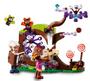 5 - LEGO Elves 41196 Atak nietoperzy na Drzewo Elvenstar