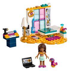 LEGO Friends 41341 Andrea in njena soba