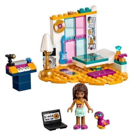 LEGO Friends 41341 Sypialnia Andrei