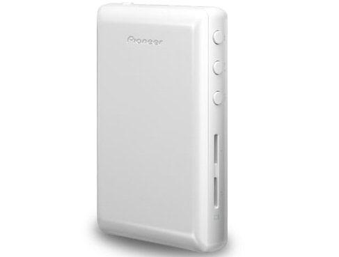 mp3 přehrávač bluetooth wi-fi Pioneer XDP-02U ekvalizér hi-res audio