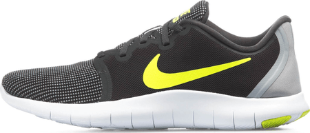 Nike Flex Contact 2 Anthracite Volt-Wolf Grey-White 44,5