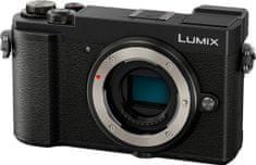 Panasonic Lumix GX9 Body fotoaparat, črn