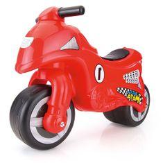 DOLU motocikel, rdeč