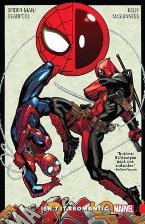 Kelly Joe: Spider-Man Deadpool - Parťácká romance