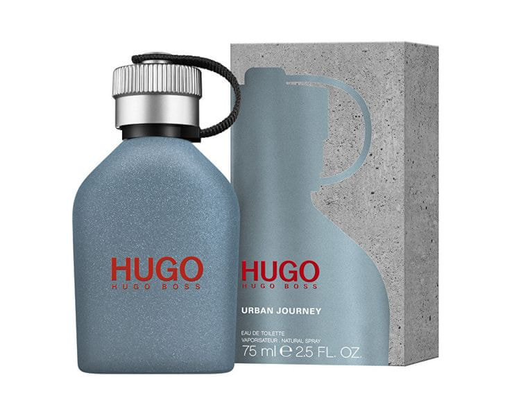 Hugo Boss Hugo Urban Journey - EDT 75 ml pro muže