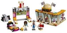 LEGO Friends 41349 Jedilni voz