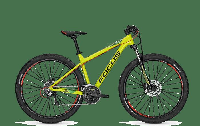 Focus Whistler Evo 29 2018 Limegreen horské kolo - 21