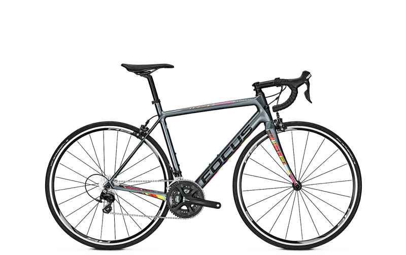 Focus Izalco Race 105 2018 Battle Grey silniční kolo, vel. L