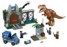 LEGO Juniors 10758 Pobeg T. Rexa