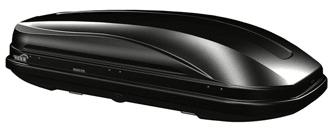 HAKR Magic line 370 - čierny (s drážkou)