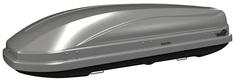 HAKR Magic line 370 - šedý lesklý (s drážkou)