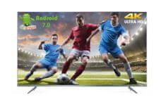 TCL 4K LED TV sprejemnik 50DP660, Android 7.0